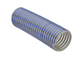 Plast slanger med PVC spiral